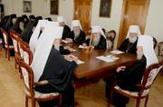 Состоялось внеочередное расширенное заседание Священного Синода Украинской Православной Церкви