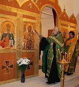 Состоялось освящение храма Знамения на Шереметьевом дворе