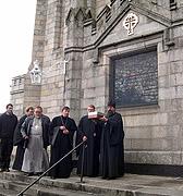 Епископ Сурожский Елисей посетил с архипастырским визитом Ирландию